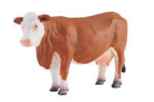 HEREFORD COW #88235~Realistic,unique Farm Replica FREE SHIP/USAw/$25+CollectA