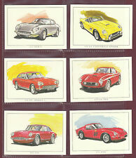 STOCK  CLEARANCE  -  100  BEAUTIFUL  SETS  OF  L 13  FERRARI  CARDS - ONLY  £ 95