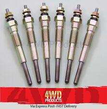 Glow Plug SET - Landcruiser HJ60 (10/82-88) HJ75 (84-88) 4.0 2H