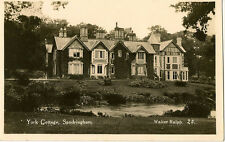 SANDRINGHAM ( Norfolk) :  York Cottage -RALPH