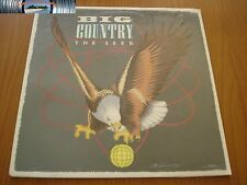 Big country - The seer - LP 1986 - SIGILLATO