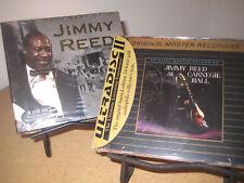 JIMMY REED MFSL Rare Sealed 24 KARAT AUDIOPHILE EDITION + EATRA BONUS 3 CD SET