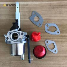 Carburetor Snowblower 20001027 20001368 532436565 208cc Snow Engine Primer bulb