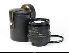 Lens Zeiss Pancolar  1.8/80mm   MC Pentax M42  Mint