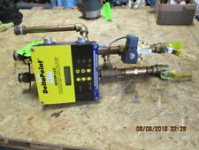 DELTA POINT WATER MONITOR  WITH FLOW RATE VALVE # 6101025B USED
