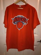 NEW YORK KNICKS T-Shirt Official XL NBA Madison Square Garden MSG Arena Promo