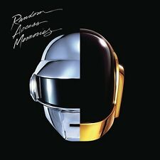 Daft Punk - Random Access Memories  ( Nile Rodgers, Nathan East)  New in seal
