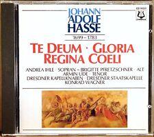 CHRISTOPHORUS (CD, 1988, W. GERMANY) Hasse WAGNER Ihle Ude TE DEUM CD-74351