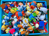 Collection of over 200 McDonalds Happy Meal Toys - Minions, Smurfs, Shrek etc (A