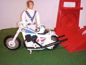Evel Knievel Stunt Cycle set