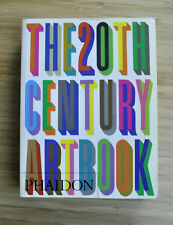 The 20th Century Art Book by Phaidon Press Editors 2001 Paperback, Mini Edition