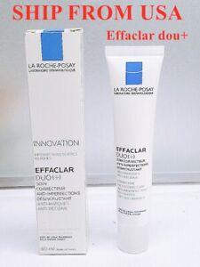 La Roche-Posay Effaclar DUO (+) 1.35oz /40ml,Fresh