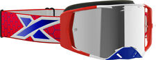 EKS Brand Lucid Goggle PATRIOT W/SILVER MIRROR 067-11030 Fast n FREE Shipping
