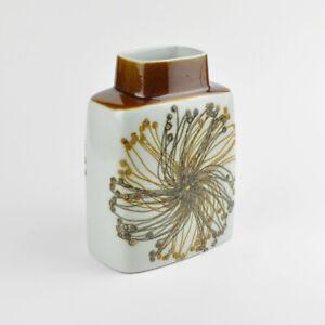 Royal Copenhagen Denmark - Fajance 635 3121 - Vase - Ellen Malmer - Vintage