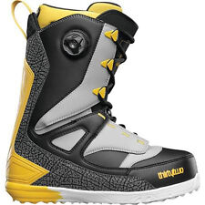 ThirtyTwo Men Sessions Grenier Snowboard Boots (9) Black/Grey/Yellow
