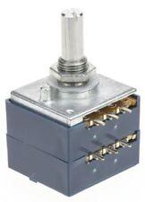 Alps Electric RK27 Série Carbone Film Potentiomètre Avec Un 6 mm Dia. Arbre, 50kÎ