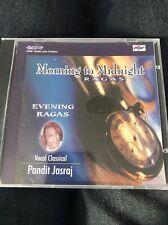 Morning To Midnight. Evening Ragas CD. RPG. India. STILL SEALED. Pandit Jasrai.
