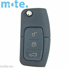 Ford Falcon BA KA Focus Remote Flip Key Blank Replacement Shell/Case/Enclosure