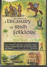 B002D0WIBE A Treasury of Irish Folklore [Stories, Traditions, Legends, Humor, W