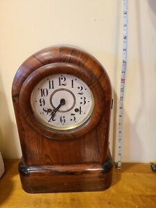 Antique Seth Thomas 8 Day Striking Mantle Clock