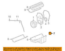 GM OEM Engine-Oil Filter 25324052