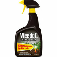 Weedol Ultra Tough Weedkiller Ready to Use 1ltr