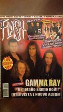 rivista FLASH 103/1997 Gamma Ray, Slayer, Tony Iommi, Sammy Hagar, Napalm Death