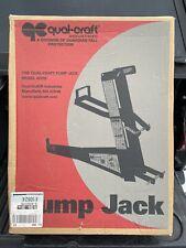 Qual Craft Pump Jack Model 2200 New In Box