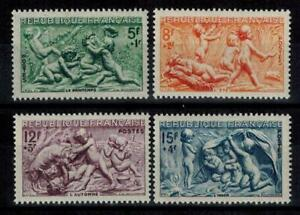 (b50) timbres France n° 859/862 neufs** année 1949