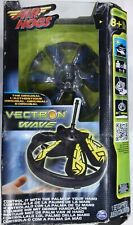 AIR HOGS VECTRON WAVE DRONE Blue/Black Edition NEW ~ SEALED Box Slightly Damaged