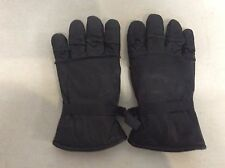 New USGI MILITARY Hawkeye Leather Gloves Intermediate Cold Weather Army MEDIUM
