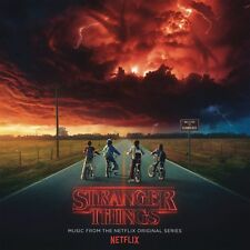 Stranger Things Original Soundtrack by Various Artists (CD, Oct-2017 Legacy) NEW