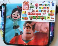 Ralph Breaks The Internet Disney Cross Shoulder Messenger Book Tablet Bag New +