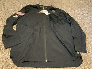 Minnesota Vikings 2020 Nike STS Salute To Service Jacket Men's Size: L *Damage