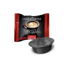 100 Capsule Caffè Borbone Don Carlo Miscela Rossa compatibile Lavazza A Modo Mio