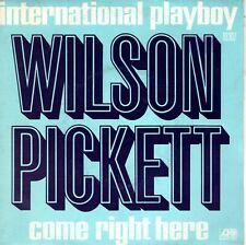 7inch WILSON PICKETT international playboy FRANCE EX+   (S1596)