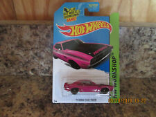 2014 HOT WHEELS WORKSHOP '71 DODGE CHALLENGER K-MART EXCLUSIVE   242/250   (B)