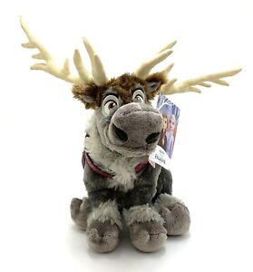 "Disney Store Sven Frozen II Reindeer Plush Doll Stuffed Animal Character 12"""