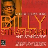 The Dutch Jazz Orchestra Group, Billy Strayhorn - You Go to My Head [New CD]