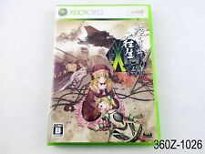 Dodonpachi Daioujou Black Label Extra Xbox 360 Japanese Import JP US Seller A