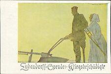 Ludendorff- Spende für Kriegsbeschäftige German Veterans RL.330