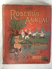 The Rosebud Annual 1897 - 1st/1st James Clarke - Louis Wain, Ernest Jessop
