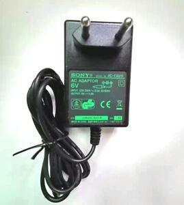 Original EU Power Charger Adapter For SONY Radio ICF-SW7600GR Receiver 6V 1.4A