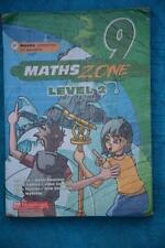 2006 Maths Zone 9 Level 2 Mathematics Year 9 Student Textbook Heinemann Ed'n