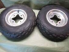 Honda TRX450r 450er 400ex Front Wheels Front Tires 22x7-10 WH8