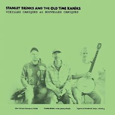 STANLEY AND THE OLD TIME KANIKS BRINKS - CLOSE YOUR EYES   VINYL LP + MP3 NEU