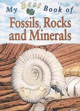 My Best Book of Fossils, Rocks and Minerals
