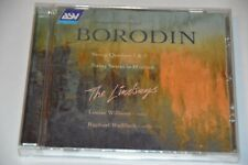 Sanctuary Classics Borodin String Quartets 1 & 2 Sextet in D Minor CD New Sealed