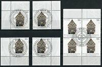 Bund 2931 Eckrand gestempelt Vollstempel Berlin ESST BRD 2012 used