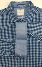 TOMMY BAHAMA Mens Lot Of 2 Casual Long Sleeve Button Up Shirts Size Large